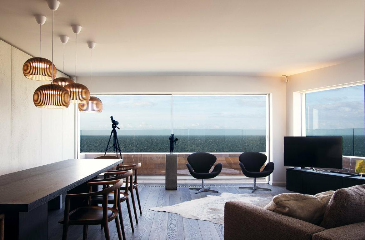 Appartement in Knokke